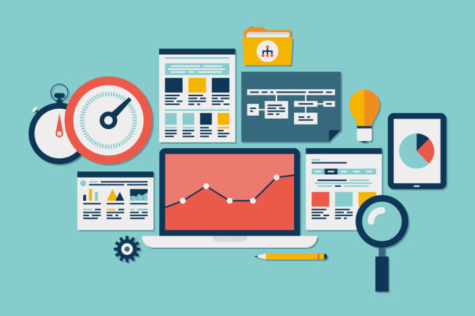 Website SEO e analytics