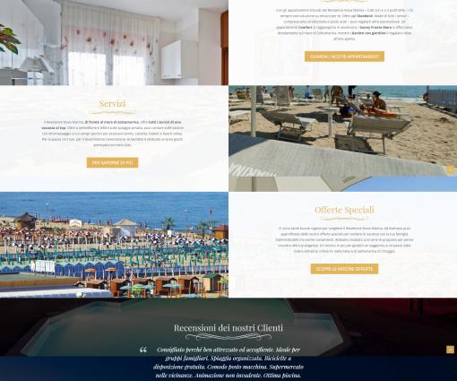 Residence Nova Marina </br> Sottomarina di Chioggia