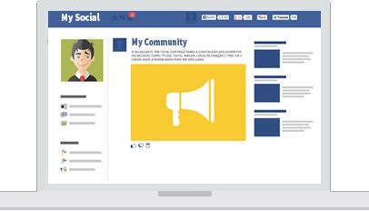 Gestiamo i tuoi profili Social