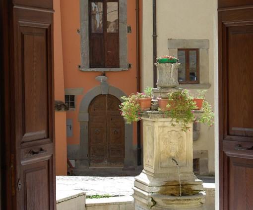 Borgo Retrosi </br>Albergo Diffuso  </br> Amatrice