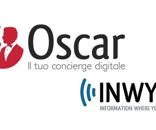 Oscar Inwya</br>Concierge digitale