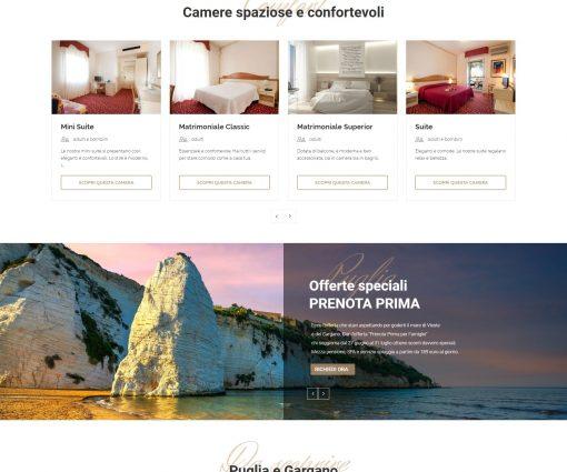 Hotel Le Ginestre </br>****</br> Vieste