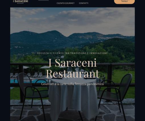 I Saraceni Restaurant </br> San Giovanni a Piro